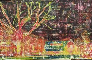chaud-froid 73 X 116